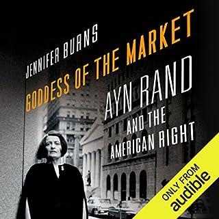 Goddess of the Market audiobook cover art
