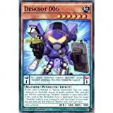YU-GI-OH! - Deskbot 006 (DOCS-EN039) - Dimension of Chaos - 1st Edition - Common