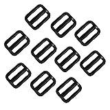 Toygogo 10 Stück Gewicht Gurtbandhalter Halteklammer Gezahnt Tauchen