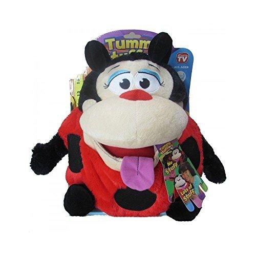 Tummy Stuffer - Tummy Stuffer 98040 peluche de Mariquita