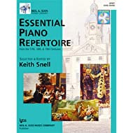 GP457 - Essential Piano Repertoire of the 17th, 18th, & 19th Centuries Level 7
