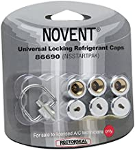 Rectorseal 86690 NS-STARTPAK Novent Universal Starter Pack, Silver