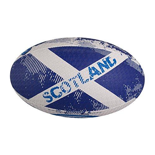 OPTIMUM Balón de Rugby de Las Naciones-Escocia