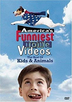 DVD America's Funniest Home Videos: The Best of Kids & Animals Book