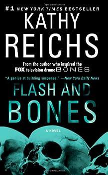 Flash and Bones  A Novel  14   A Temperance Brennan Novel