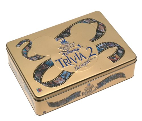 The Wonderful World of Disney Trivia 2: The Sequel Game