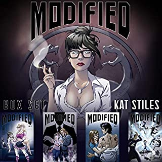 Modified: Volumes 1-5 Box Set audiobook cover art