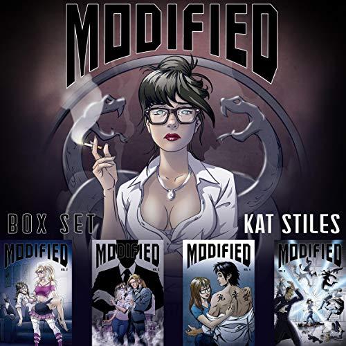 Modified: Volumes 1-5 Box Set cover art