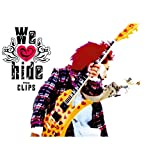 We love hide~The CLIPS~[DVD]