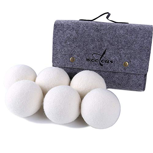 Wool Dryer Balls (6 pk)