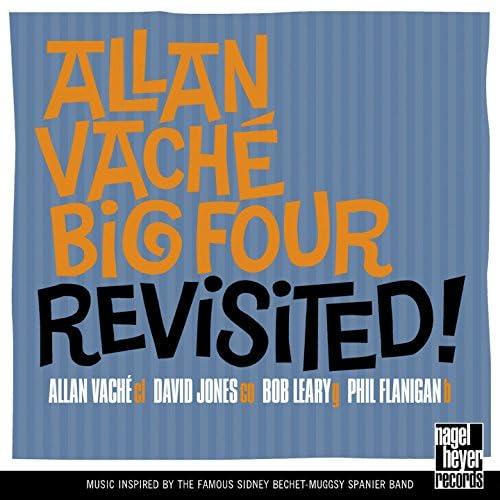Allan Vaché feat. David Jones, Bob Leary & Phil Flanigan