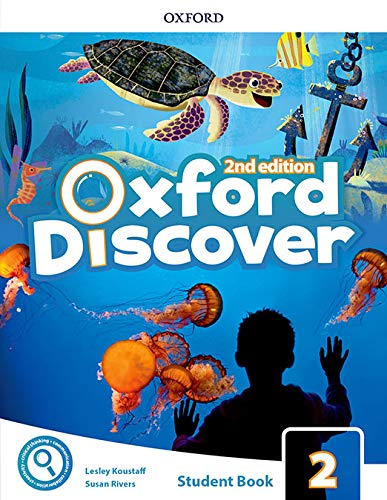 Oxford Discover 2 Student Book Pk 02Edition