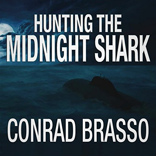 Hunting the Midnight Shark audiobook cover art