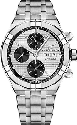 Maurice Lacroix Aikon Automatic Chronograph 44mm AI6038-SS002-132-1