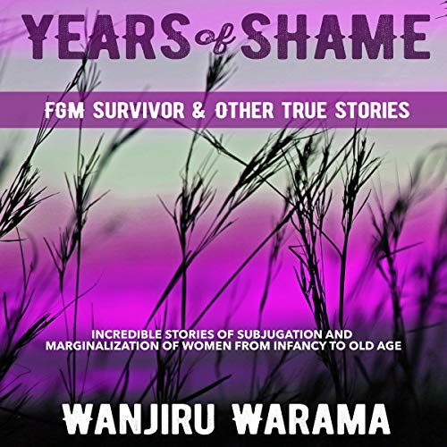 Years of Shame audiobook cover art