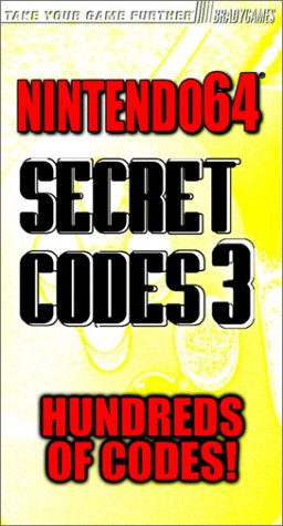 Nintendo 64: Secret Codes 3