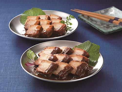 お中元 ギフト 米久の晩餐 和奏の味 豚肉 の味噌煮込み&和醤煮込み 全国配送 のし付き (AD)軽