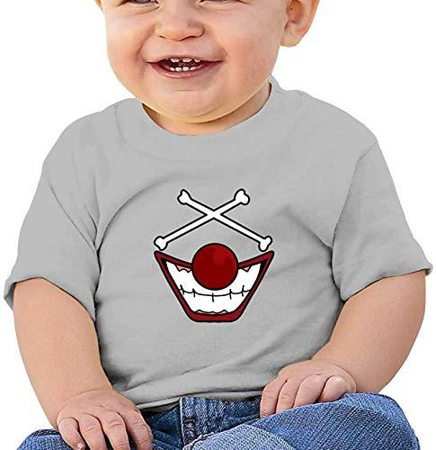 Buggy Infant Crewneck Short Sleeve T-Shirt Tops