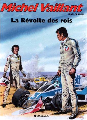 Michel Vaillant, tome 32 : La Révolte des rois