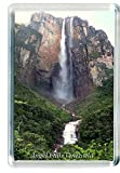DreamGirl I043 Angel Falls - Venezuela Imán para Nevera Venezuela Travel Fridge Magnet