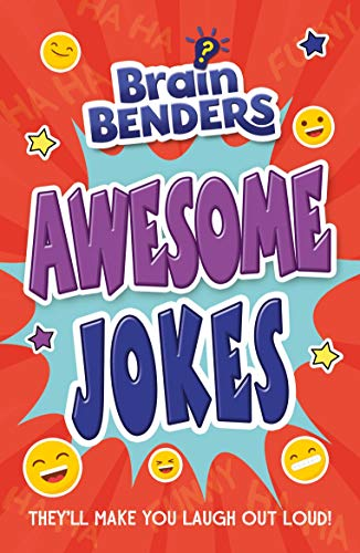 Brain Benders: Awesome Jokes (English Edition)