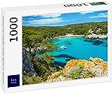 Lais Puzzle Playa de Cala Macarella, Menorca, España 1000 Piezas