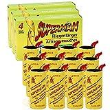 Selldorado® 12x Fliegenfalle Öko-Natur Klebe-Falle - Fliegenfänger-Rollen gegen Insekten wie Fliegen, Mücken und Motten - umweltfreundlich und giftfrei (2. 12 Stück)