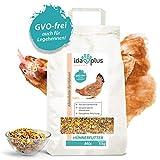 Ida Plus - Hühnerfutter Mix 5 Kg - Ausgewogenes Alleinfutter – Ganzjahresmischung - GVO-frei auch für Legehennen - Bestens für