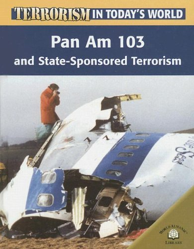 Pan Am 103 and State-Sponsored Terrorism