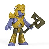 Imaginext Saurian Chieftain Dragon Warrior Series 10 Blind Bag - 2.5' Figure