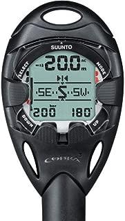 SUUNTO Cobra3 Black Dive Computer with Q/R and USB