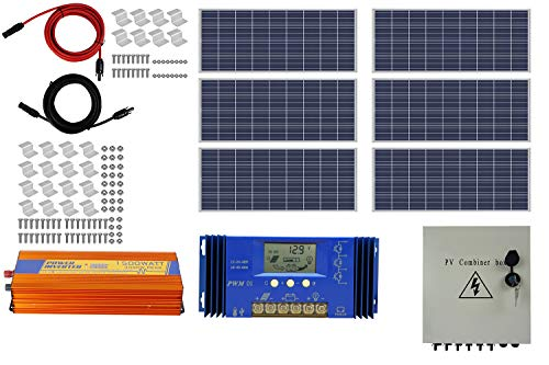Complete Off Grid Solar System