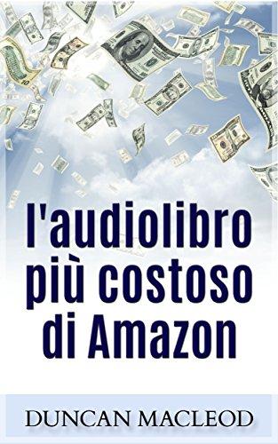 L audiolibro più costoso di amazon