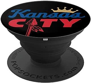 Kansas City - KC Hybrid Royal Crown And Chief Arrowhead