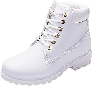 prima clienti grande varietà classico Amazon.it: stivali bianchi in pelle - 20 - 50 EUR / Stivali ...