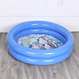 DAYUAN Easy Set Piscina Inflable,Piscina Hinchable-Azul,Piscina Hinchable Rectangular Redonda