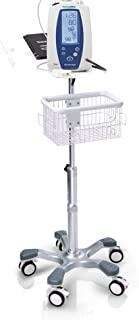 Welch Allyn Mobile Stand with Basket for Spot Vital Signs LXi