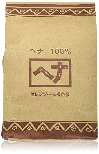 Naiad(ナイアード) お徳用 ヘナ100% 100g×4