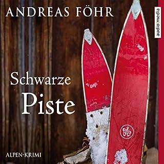 Schwarze Piste audiobook cover art