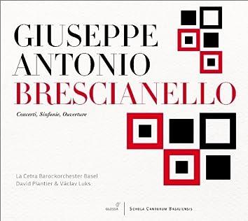 Brescianello: Concerti, Sinfonie, Ouverture