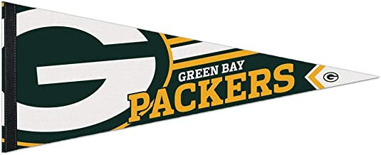 "NFL 14507115 Green Bay Packers Premium Pennant, 12"" X 30"""