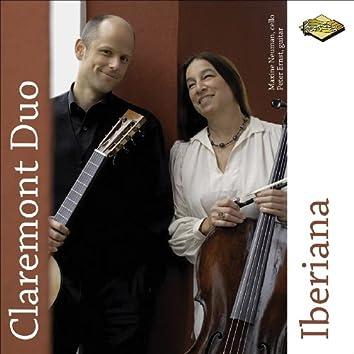 Chamber Music (Cello and Guitar) - Cassado, G. / Ravel, M. / Nin, J. / Faure, G. / Granados, E. / Casadesus, H. (Iberiana)