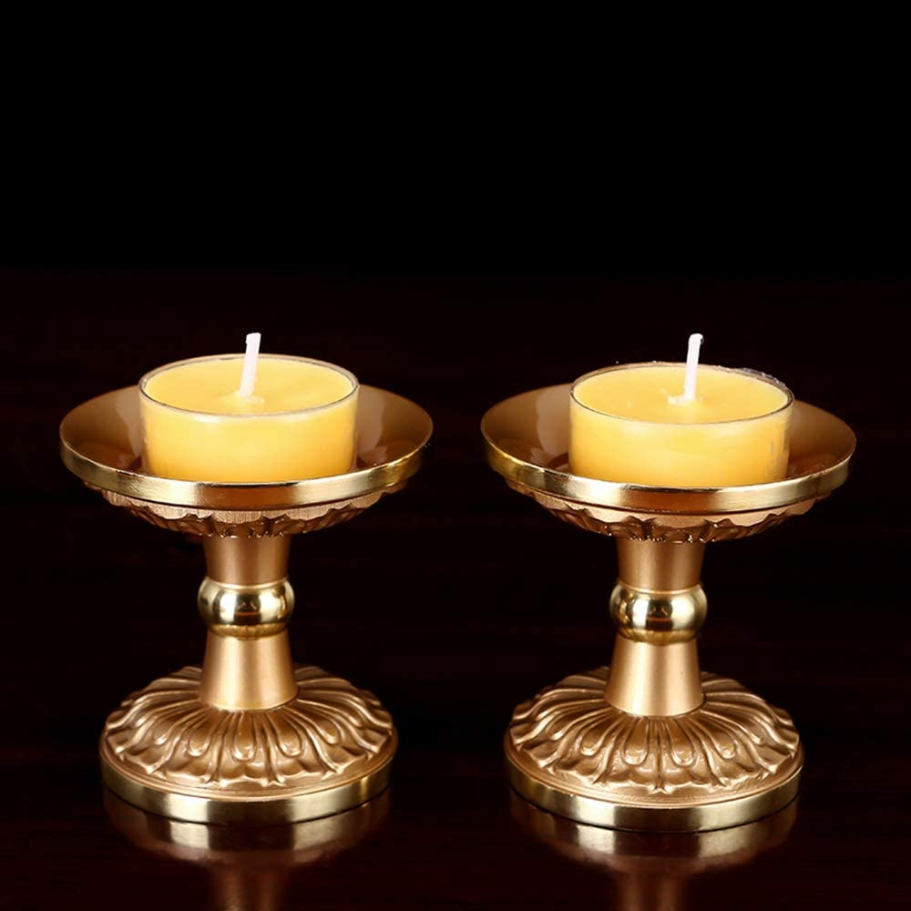 mfw@wewe Candle Holders Light Gifts Home Copper-Scented New product type Candlestick Ca