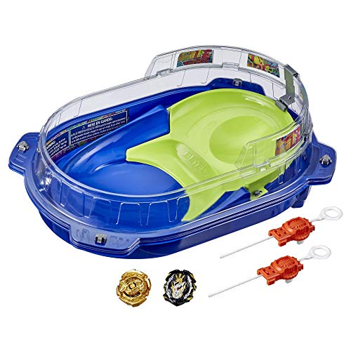 BEYBLADE Burst Rise Hypersphere Vortex Climb Battle Set -- Complete Set with Beystadium, 2...