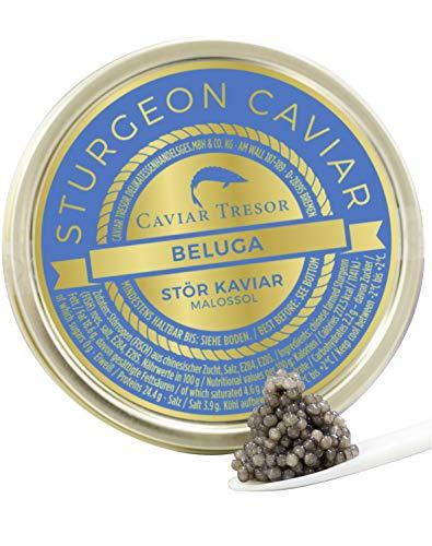 Beluga Zucht-Kaviar (50 GR)
