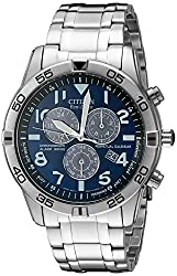 Citizen Men's BL5470-57L Eco-Drive Stainless Steel Perpetual Calendar Chronograph Watch Reviews