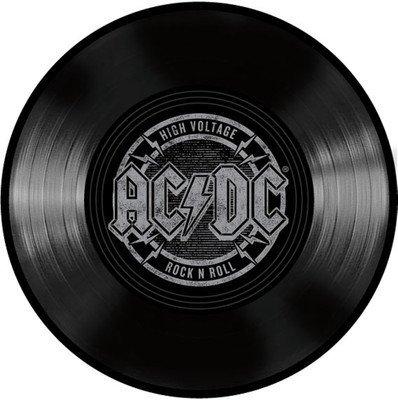 AC/DC 1012517810Mousepad–HIGH VOLTAGE 20cm