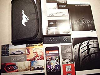 Best 2015 ford mustang owners manual Reviews