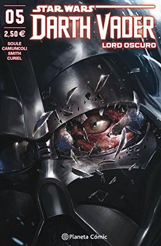 Star Wars Darth Vader Lord Oscuro nº 05/25 (Star Wars: Cómics Grapa Marvel)