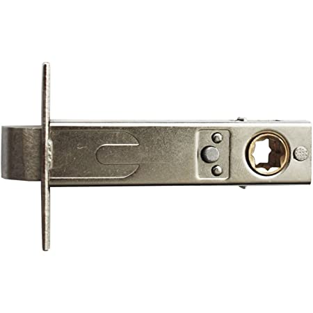 Design House Parts Accessories 582213 6 Way Square Spindle Passage Latch Satin Nickel Lock Replacement Parts Haireffex Tools Home Improvement